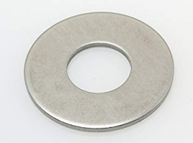 GRANDE RONDELLE INOX 12 MM ( par deux )