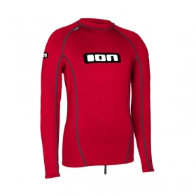 TOP LYCRA PROMO RASHGUARD LS RED