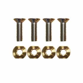 FOIL MOUNTING SYSTEM (Screws+Nuts) (4pcs)