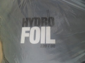 BOARD BAG JP-AUTRALIA HYDRO FOIL 220x90